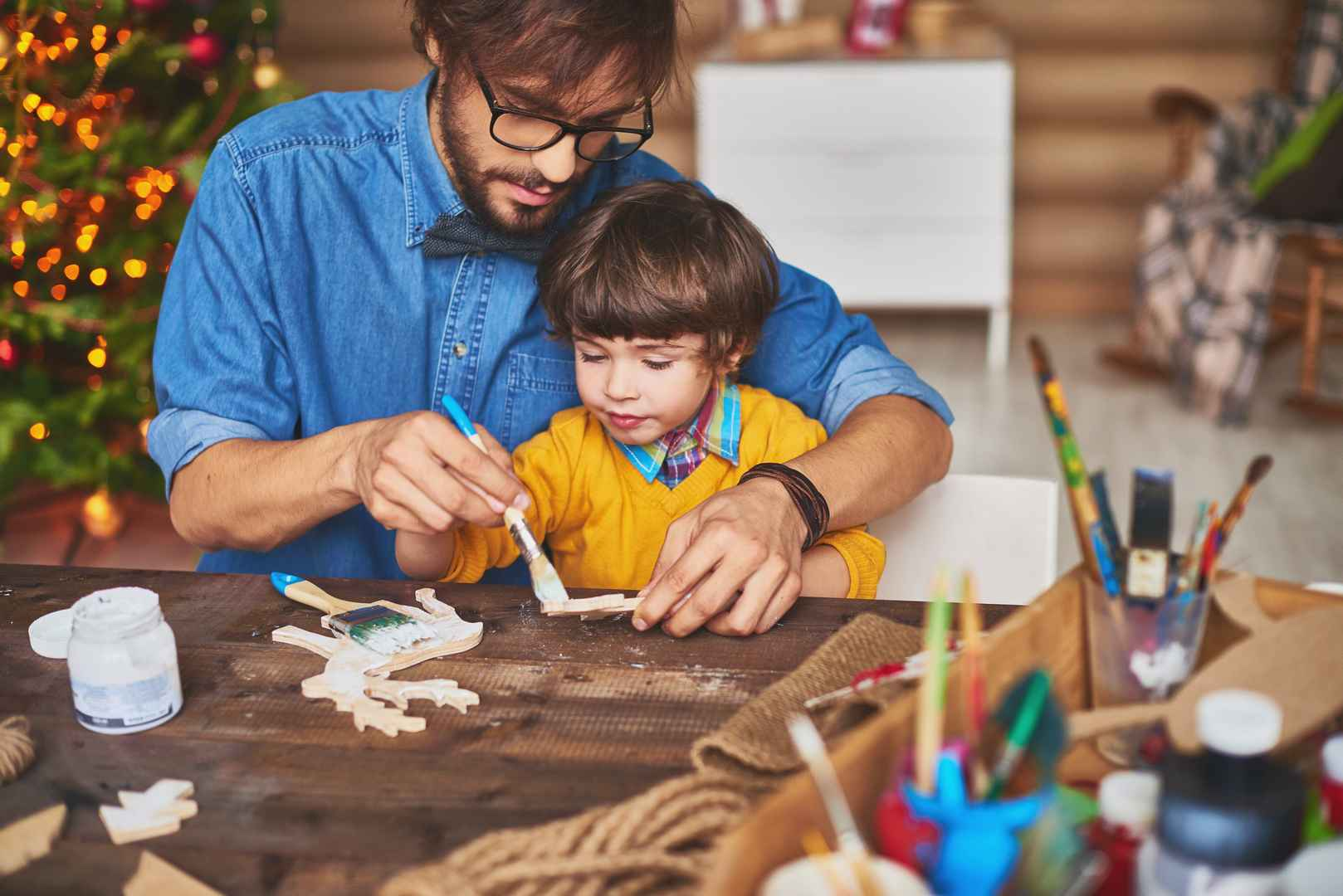 12 stvari za koje niste znali da djeca nasljeđuju od očeva