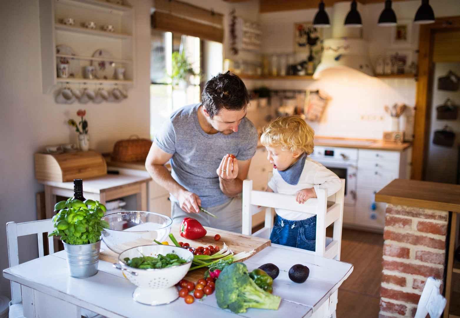 6 načina kako se novi tate mogu povezati s bebom